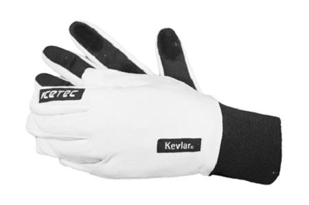 Icetec cut-resistant gloves Kevlar